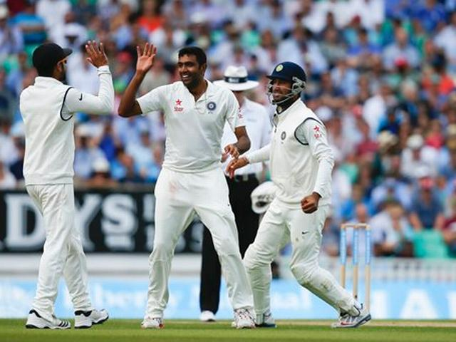 ind vs eng 5th test 2nd day