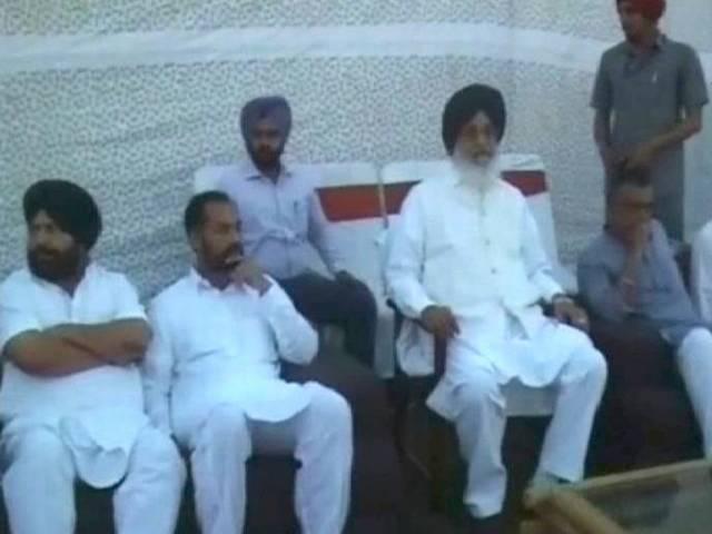 Shoe hurling row: Shiromani Akali Dal accuses Aam Admi Party's Bhagwant Mann