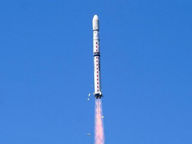 China launches advanced HD Earth observation satellite