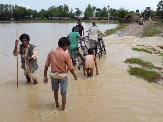 Nepal_113 Dead_Flood_migrant_