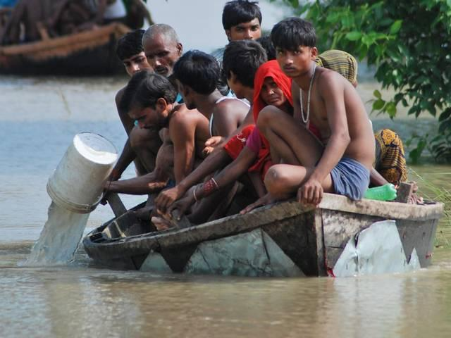 uttar pradesh flood, 63 people have died yet