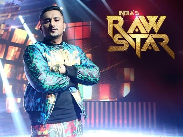 Honey singh got injured on India's Raw star set