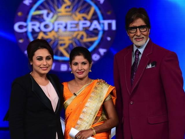 Big B depicts story of trafficked girl's brave fight on KBC