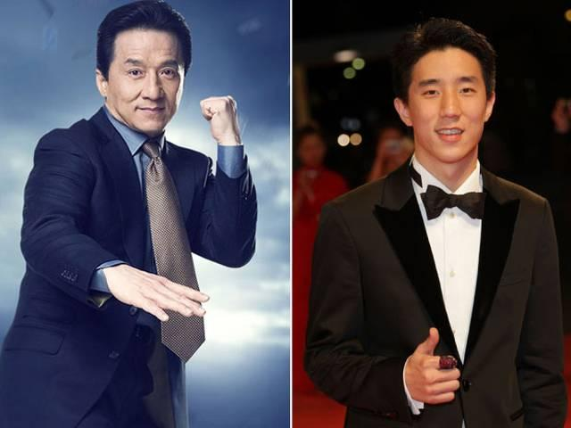 Jackie Chan 'ashamed' over son Jaycee's drug arrest