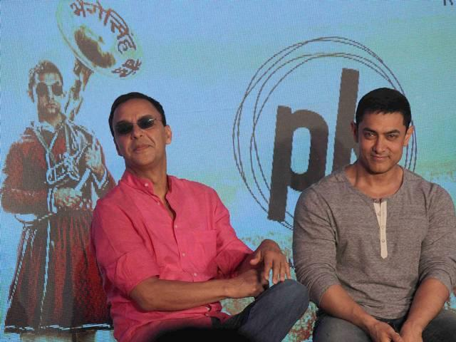 PK is my one of the best film: Amir Khan