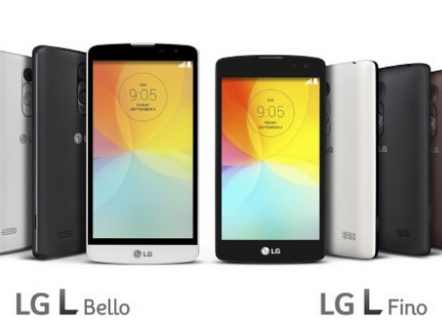 LG launched its new smartphone LG L Fino, L Bello