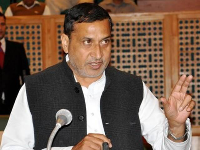 'Why can't a Hindu be CM in J&K?' Congress minister asks