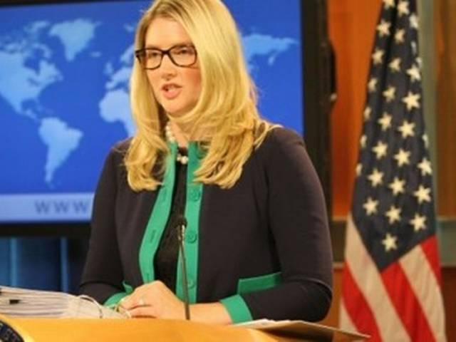 no role of mediator between Pakistan government and protesters says US