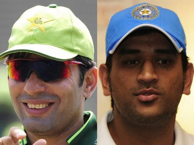 No comparison between Dhoni and Misbah Says Malik