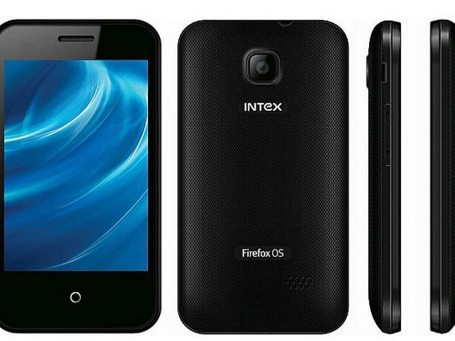 Intex launched India's cheapest smartphone price :1,999