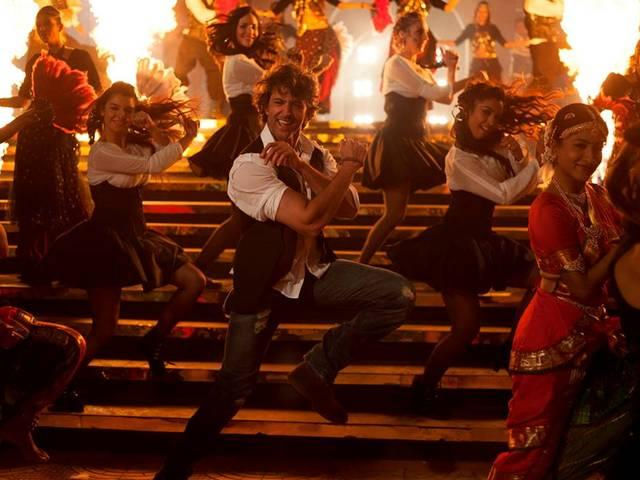 Katrina Kaif says she taught Hrithik Roshan to dance