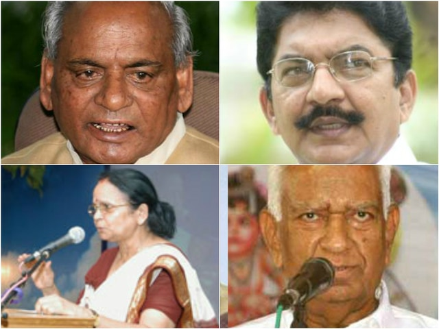 Kalyan singh elected as Rajsthan new governer
