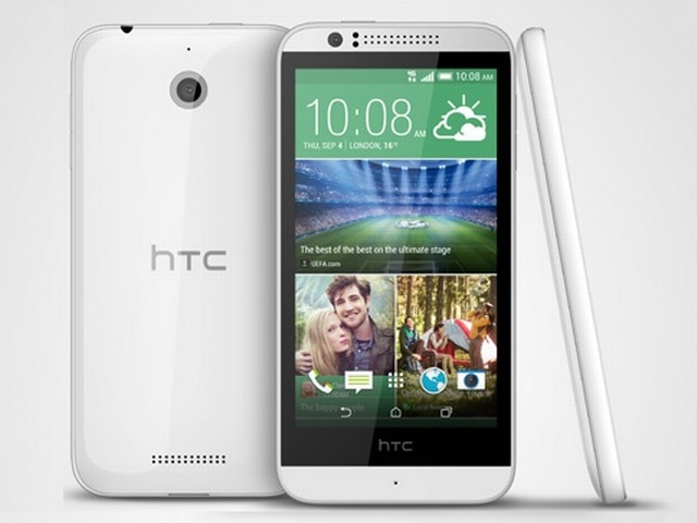 HTC launched its new smartphone desire 510