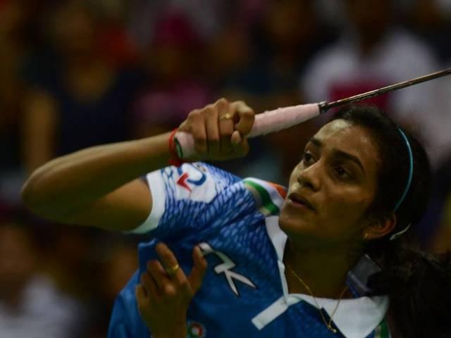 Badminton World Championship: p v sindhu won, jwala and ponappa out