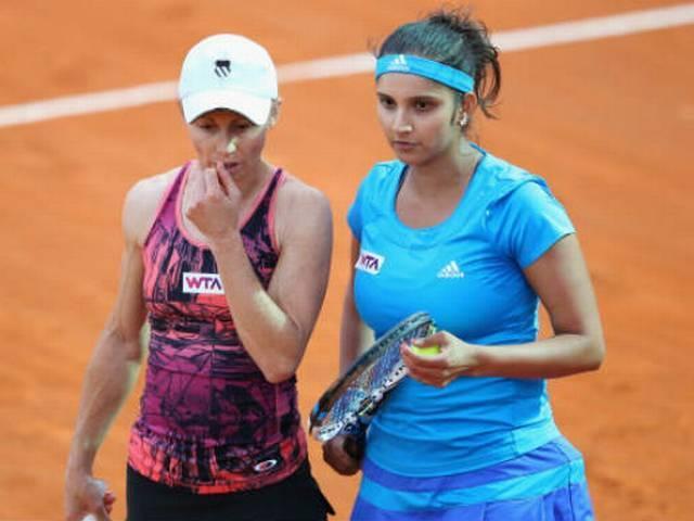American Open: Sania Mirza-Black enters the next round