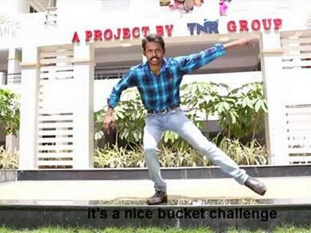 Vennu Mallesh's 'ice bucket challenge' track set to break his previous records!