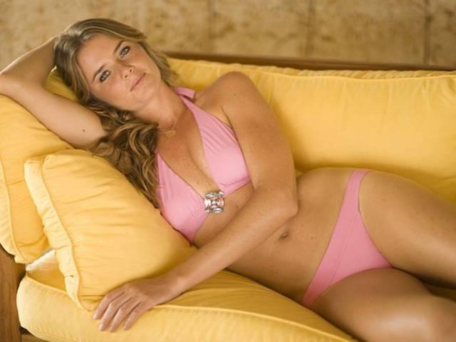 Five hottest female tennis players!