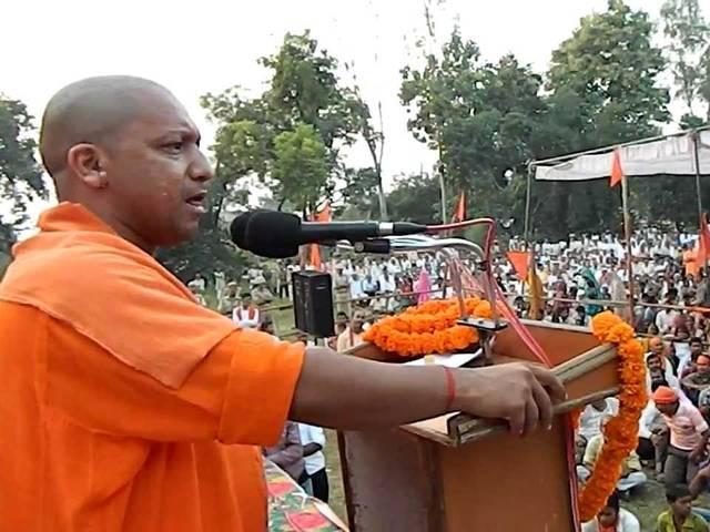 Yogi Adityanath controversial statement and reaction