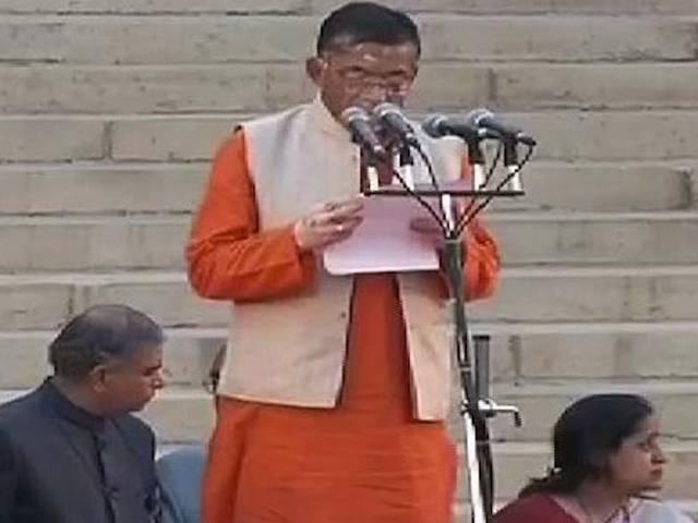 Santosh Kumar Gangwar_Central Government_