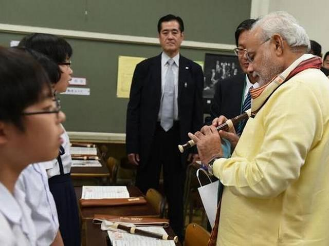 India, Japan need to work together to lead world's economy: PM