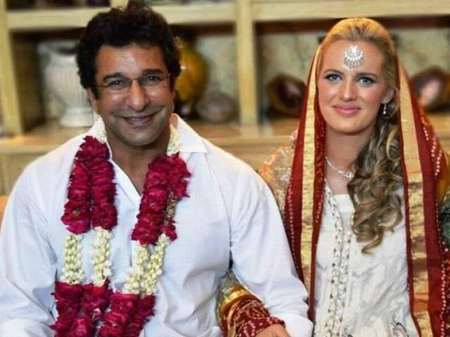 Wasim Akram to Become Father Again