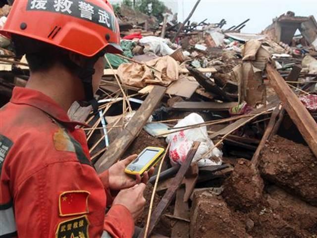 landslide in China kills 11 mine workers