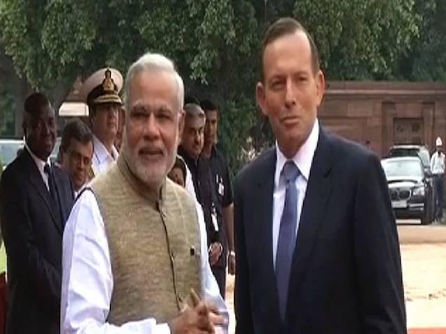 India and Australia seal nuclear deal