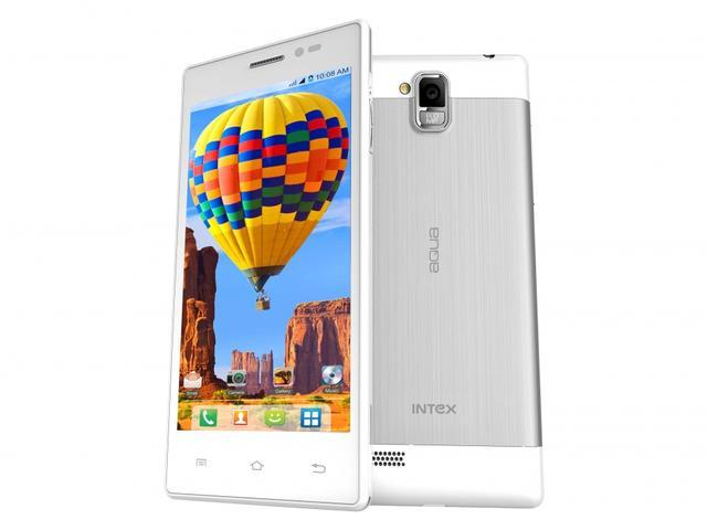 intex new smartphone