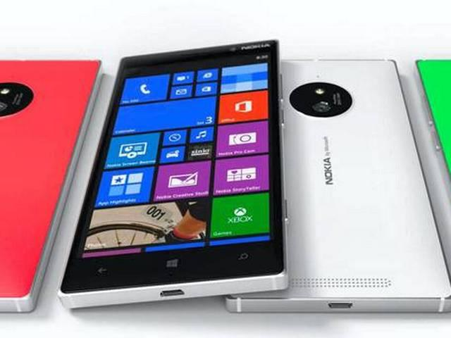 Nokia Lumia 830 a budget smart phone