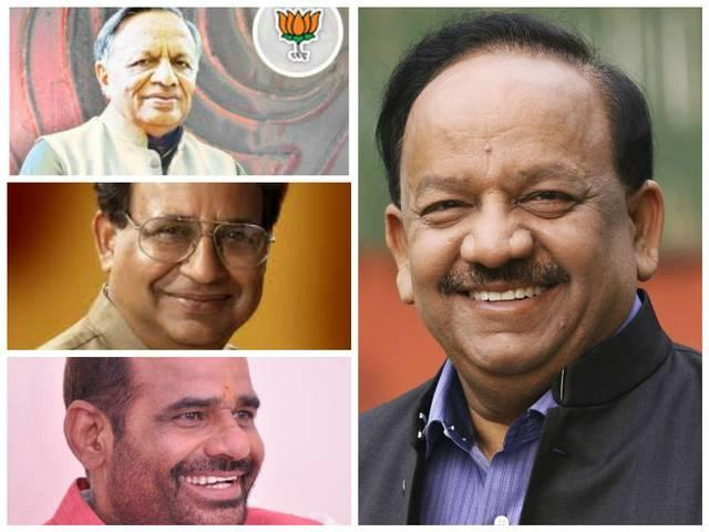 BJP may go ahead with government formation in Delhi, four names doing the round for cm candidate