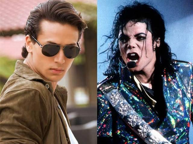 I'd love to do biopic on Michael Jackson: Tiger Shroff