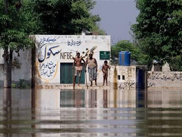 Flood, rain kills 260 in Pakistan