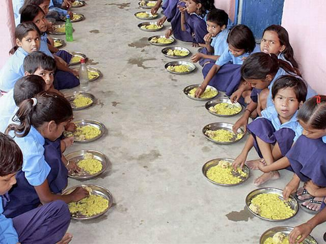 dead frog found in Mid day meal in Saharnpur, UP