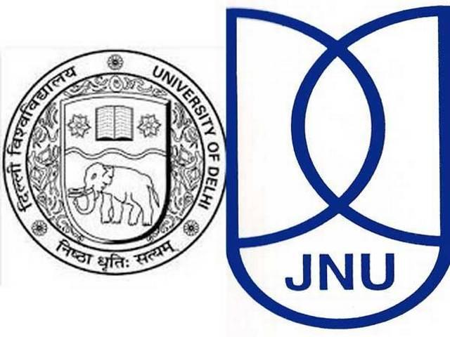 JNU and DU goes to student Union poll today