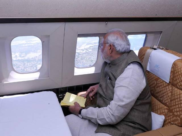 PM Modi asks people to donate for Kashmir flood victims