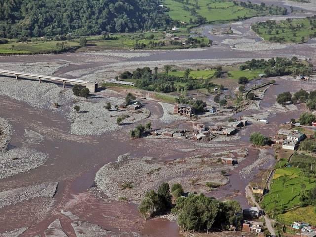 Jammu Kashmir_National Highway_Closed_Flood