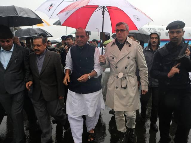 Centre ask daily report on Kashmir floods