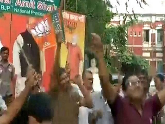 bjp won in west bengal