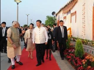 XiJinping-india-journey-in-pictures
