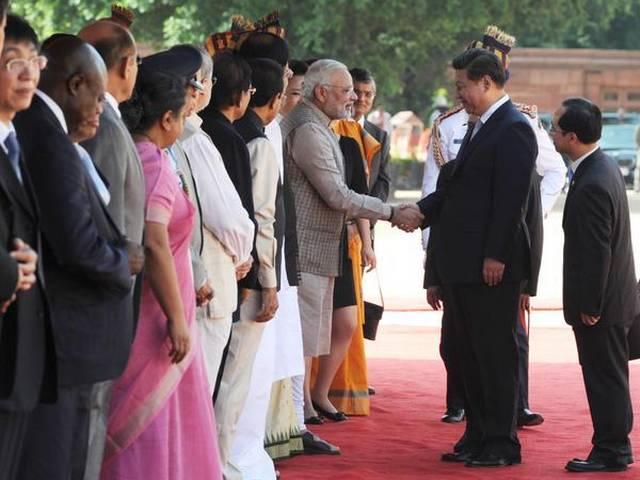 We must carry forward strategic ties: Chinese Prez, PM raises