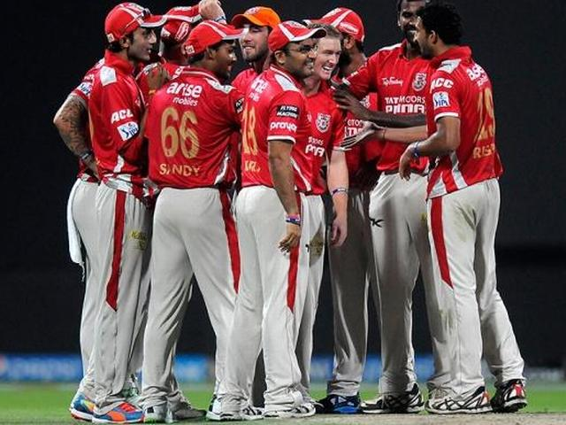 Champions League_Kings Eleven Punjab_Toss_