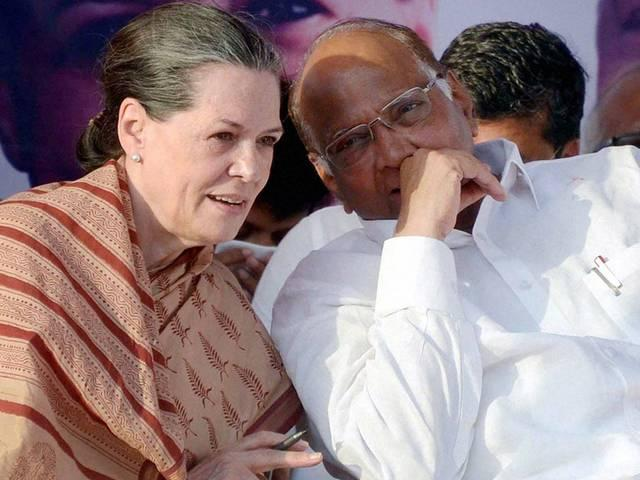 congress NCP alliance