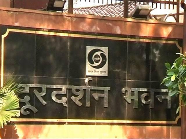 Another anchoring controversy at Doordarshan, DD News