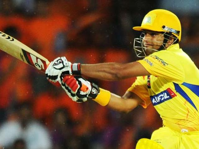 suresh raina first indian to score 5000 run in t-20 cricket