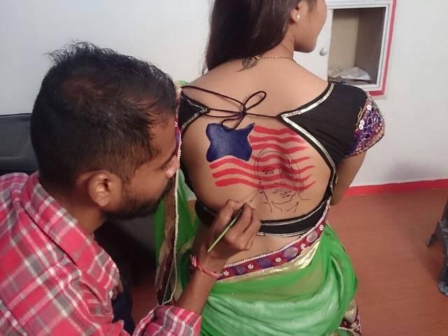 obama tatoo