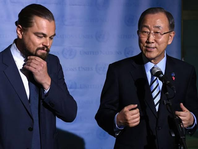 world leaders get ready for the challenge of climate change says Ban Ki Moon