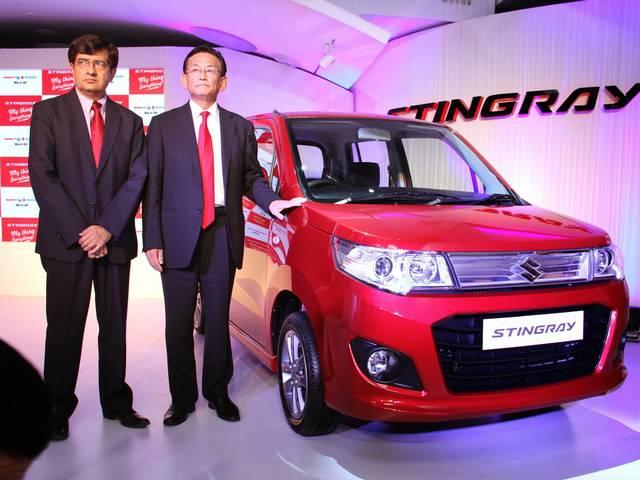 india can become the number one car maker in the world says maruti