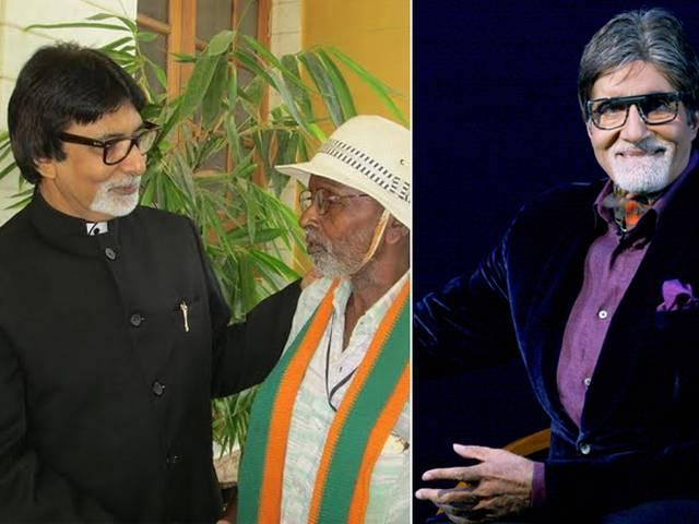 Raipur's amitabh is excited to meet Amitabh Bachchan