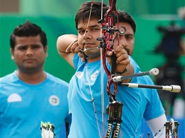 abhishek-verma-wins-silver-in-asian-games
