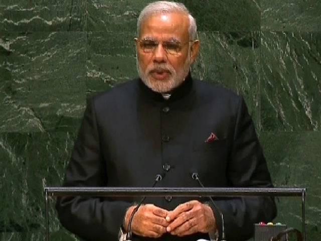 modi strongly advocated permanent membership in the Security Council